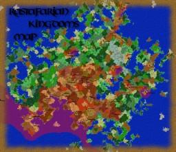 The Rastafarian Kingdoms Minecraft Map & Project