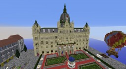 Gigantic Austrian Medieval City - Graz Minecraft Map & Project