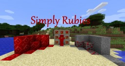 Simply Rubies - Another Ruby Mod, with a Twist! Minecraft Mod