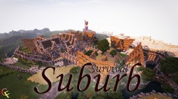 survival suburb Minecraft Map & Project