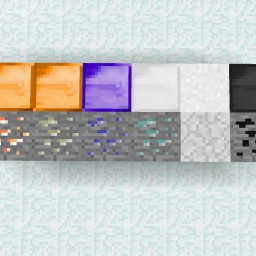 Just a Few More Ores Minecraft Mod