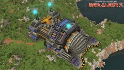 Chronosphere | C&C Red Alert 3 Minecraft