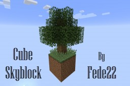 Cube SkyBlock 1.12.2 by Fede22 Minecraft Map & Project