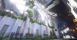 Physic garden of the Queen Minecraft Map & Project