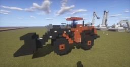 Doosan DL 550 Wheel Loader Minecraft