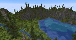 Kjelsjön,The Harmonious Lake. Minecraft Map & Project