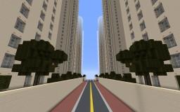 Marina Plaza Minecraft