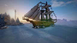 A snowy expedition Minecraft
