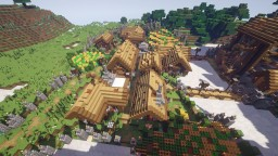 Village Makeover Minecraft