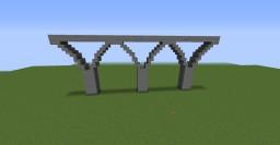 Expandable bridge/aqueduct Minecraft Map & Project