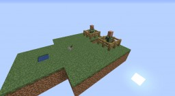 TradeBlock Minecraft Map & Project