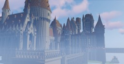 Hogwarts School of Witchcraft and Wizardry Minecraft Map & Project