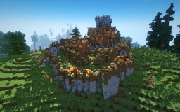 Bandit ruined  fortification Minecraft