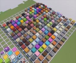 Mega Blocks - The Legacy Minecraft Map & Project