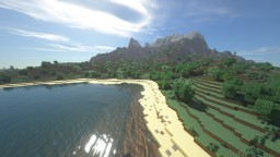 The Islands of Attlepawa - A Worldpainter Project Minecraft Map & Project