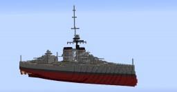 HMS Monarch Minecraft