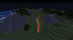 Three Pyramids Of Quests Minecraft Map & Project