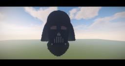 Darth Vader Helmet (Star Wars) Minecraft Map & Project