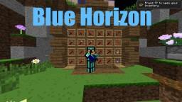 Blue Horizon Texture Pack (PvP 1.7-1.8) Minecraft Texture Pack