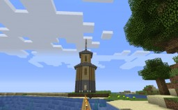 Survival World 1.13.2 Update IV Minecraft Map & Project