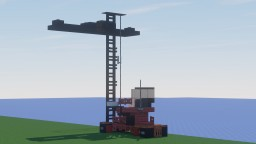 Container Handler Minecraft Map & Project
