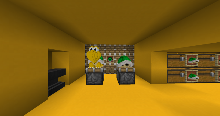 The Koopa and the Shell