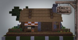 Cheese Maker Minecraft Map & Project