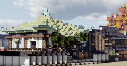 Shokaku-ji, Fukagawa, Fukagawa Ward, Tokyo, Japan Minecraft Map & Project