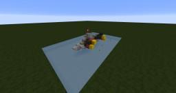 H44 Battleship (teaser) Minecraft