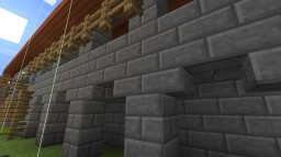 Stone Wall 1 Minecraft Map & Project