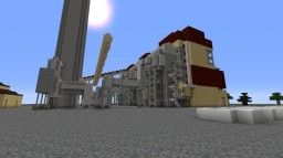 Coal Power plant Minecraft Map & Project