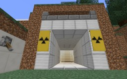 Redstone Bunker version 2 Minecraft Map & Project