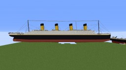 RMS Titanic 2019 Minecraft Map & Project