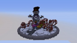Snow-Man Download! Minecraft Map & Project