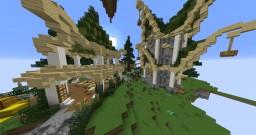 [Spawn] [Lobby/SkyBlock] Minecraft Map & Project