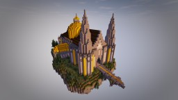 AMAZING Cathedral! Minecraft