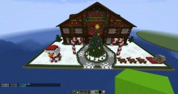 Christmas Display Minecraft Map & Project