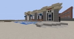 Small Commercial Building - CCS / HC Minecraft Map & Project