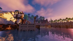 The City of Celandine Minecraft Map & Project