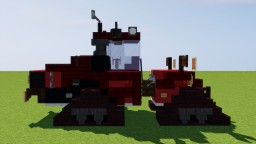 Case IH Quadtrac Minecraft Map & Project