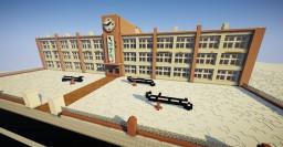 Erased School | Boku dake ga inai machi Minecraft Map & Project