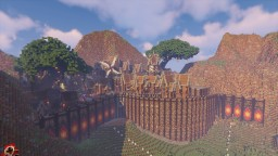 Crimson Valley [COMING SOON] Minecraft Map & Project