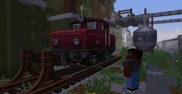 [ROW] Scenic Rural Railway | WIP Minecraft