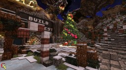 Christmas lobby Minecraft Map & Project