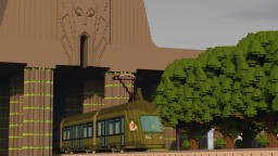 Tram 71-701 Axew Minecraft Map & Project