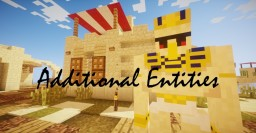 Additional entities1.13.x - 125+ name-based mobs! [requires Optifine] Minecraft Texture Pack