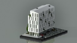 Sky 11 - Residential building - TheVisual_Play Minecraft