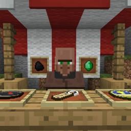 Buyers Market Minecraft Mod