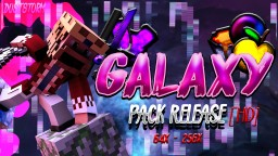 Galaxy PvP Pack Release [64x-256x] [HD] Minecraft Texture Pack