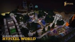 [Recreate] Hypixel's World Murder Mystery 1.11.2 and Up Minecraft Map & Project